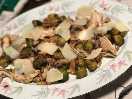 Prijedlog za ručak: Piletina s prokulicama