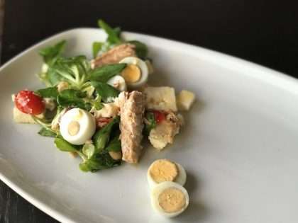 Ne kukaj nego kuhaj! Proteinska salata