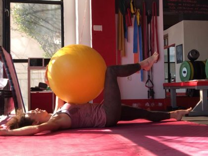 Tri vježbe za aktivaciju centra tijela