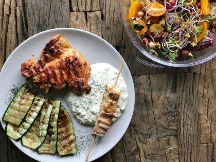 Ideja za ručak: Piletina i osvježavajući umak