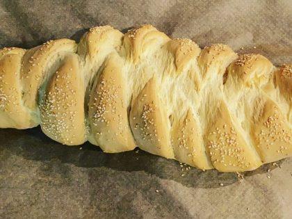 Mirisni domaći kruh